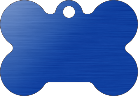 PACOTE DE PLACAS OSSO-(QTD: 5)-AZUL-ESCOVADA