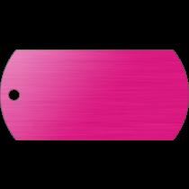 PACOTE DE PLACAS MILITAR-(QTD: 5)-ROSA-ESCOVADA