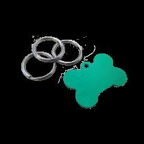 PACOTE DE ARGOLAS-(QTD:100)-19MM REFORÇADA