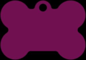PACOTE DE PLACAS OSSO-(QTD: 5)-LILÁS-JATEADA