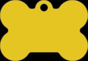 PACOTE DE PLACAS OSSO-(QTD: 5)-DOURADA-JATEADA