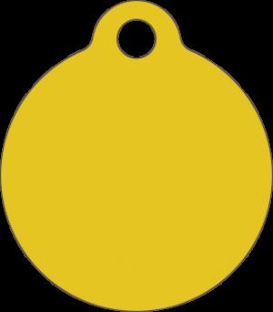 PACOTE DE PLACAS MEDALHA PEQUENA-(QTD: 5)-DOURADA-JATEADA