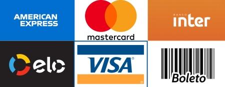 Opções de pagamento